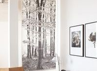 ART ON...WALLS? how to display photos / how to displays photos