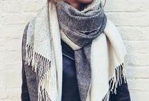 Écharpes & foulards