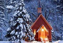 Winter Wedding Location