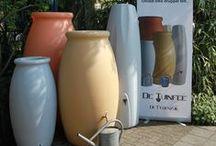 rainsavers / www.rainsaver.nl is een onderdeel van www.detuinfee.nl Een tuin kan nu eenmaal niet zonder water en regenwater is voor planten en tuin echt beter dan kraanwater..en het is nog gratis ook. Waar wachten we dan op ga Rain Saven!!!!