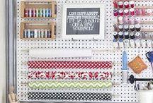 Craft Room / Pokój tworzenia