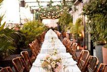 Spring Summer Wedding
