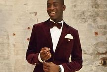 2015 - Marsala / Colour of the year wedding boards