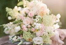 Spring Summer Wedding Bouquet