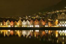 Bergen / Bergen, byen i mitt hjerte!