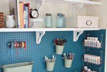 Craft room swoon