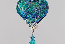 Smykkelaging / Jewelry making / Tips til å lage egne smykker