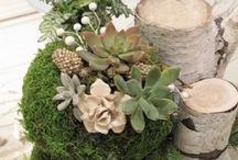 Laget av naturmaterialer / Ting laget av naturmaterialer.