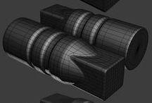3d tutorials / 3d modeling