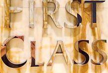 First Class / First Class