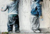 Gatekunst / Streetart