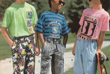 Style Goals :^) / I'm not afraid to look like a little 80's boy