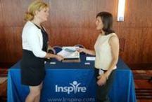 About Inspire / Inspire is the patient engagement company. We help life science organizations connect with patients and caregivers. More than 600,000 patients and caregivers are members of our online support groups, at www.inspire.com.