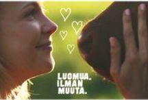 Luomuailmanmuuta.fi / Organic agriculture! Uploaded photos: Pro Luomu. Aineiston keräämistä on rahoitttanut Suomen valtio