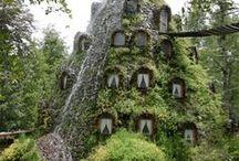 My Imaginary Castle - Luftschlösser - Design / hoe zou ik - een tijdje - willen wonen?  welk interieur vind ik absoluut eenmalig? interieur design en inventions