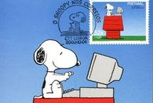SNOOPY and Teddy metoyou / Charles Schulz and his creation: Snoopy, Charlie Brown and the Peanuts