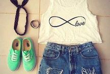 My Style <3 <3 / by Callie Thomson