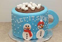 Cake: Christmas  ideas