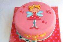 Cake: Girl