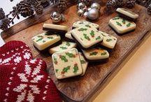 Food. Christmas