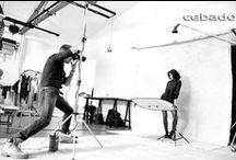 Making Of / Making Of de las sesiones de fotos para las temporadas de CEBADO.