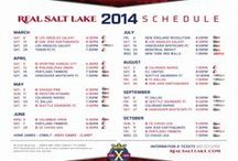 Game Schedule / Check out our 2014 Game Schedule. Links to buy tickets coming soon. / by Real Salt Lake