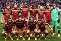The Players / The current roster of Real Salt Lake. / by Real Salt Lake