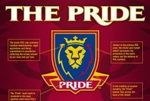 The Pride / We have the best fans in the MLS / by Real Salt Lake