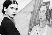 ~ Art - Frida