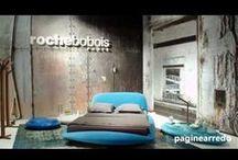 RB Pub / Raccolta delle campagne pubblicitarie Rochebobois...il resto é storia!
