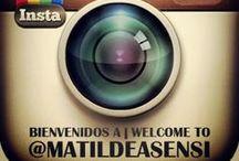 Instagram @MatildeAsensi