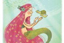 Ilustraciones infantiles / Ilustraciones para que disfruten los niños