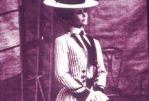 Edwardian Inspiration / My fashion inspiration of the Edwardian Era (1901-1910).