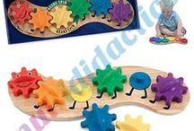 Juguetes para bebés / Juguetes para bebés, desde móviles hasta sonajeros y toda clase de juegos para los más pequeños.