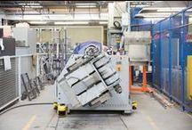 Behind the scenes: Metal / Behind the scenes at De Vorm factorys.