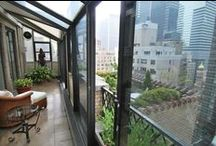Room With a View / Consists of photos taken from the Lombardy Hotel suites.  / by Lombardy Hotel