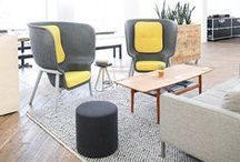 Project: Mod San Francisco / Pop-up co-workspace Mod in San Francisco featuring De Vorm furniture