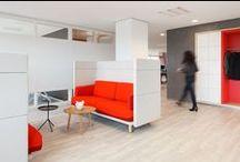 Project: Rabobank Zaanstreek / Rabobank Zaanstreek featuring De Vorm furniture