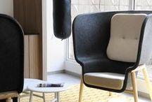 Project: Novotel Nancy / Novotel Hotels in Nancy, featuring De Vorm furniture
