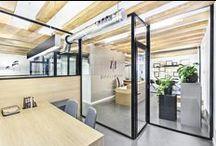 Project: Zapatas & Herrera / Law firm Zapatas & Herrera's office featuring De Vorm furniture