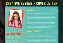 resume / These are some examples to make your resume even better.