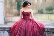 Evening Gowns / My fashion inspiration of modern day evening gowns.