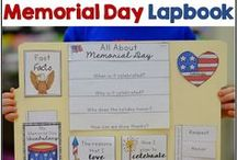 Lapbooks / Lapbooks are a great way for students to store information and present a portfolio of knowledge! They also allow students to work on fine-motor skills, writing, and take charge of their own learning!
