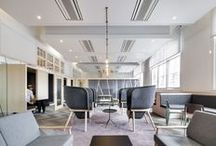 Project: TOG   King's Cross station / A wonderful space where companies and individuals work and meet in ways that suits them.