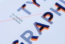 graphic design — TYPOGRAPHIE