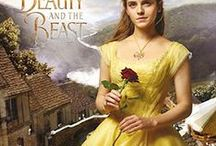 Beauty & the Beast Yellow Gown