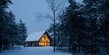 Natural homes in cold climate. / Sorting articles about natural homes, trying to find articles about what will be useful in Norway.