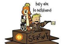 C & H / I love Calvin & Hobbes, don't fight it...
