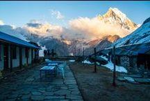 Voyage au Népal et Trek du Sanctuaire des Annapurnas / Toutes les photos prises lors de mon voyage au Népal et plus particulièrement pendant mon trek vers le sanctuaire des Annapurnas