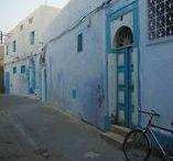 Voyage en Tunisie loin des plages / Des sites archéologiques, des déserts et autre merveilles découvertes lors d'un voyage en Tunisie